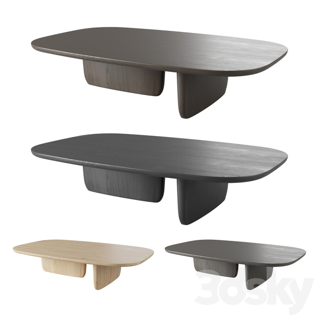 B&B Italia Tobi-Ishi small table