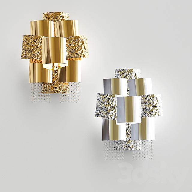 Mondrian,wall lamp