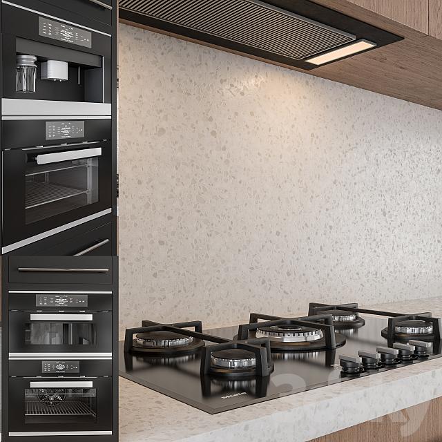 Modern Kitchen Black Style