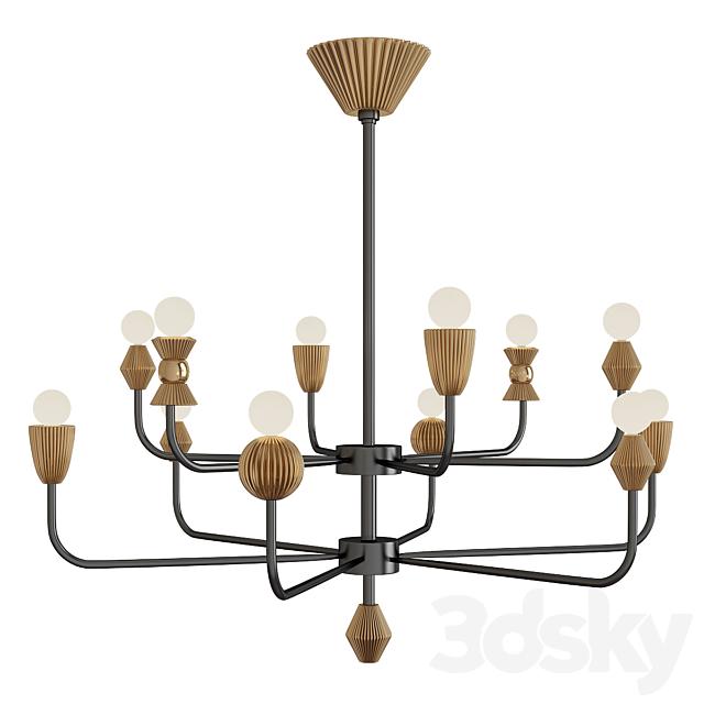 Vandana Arteriors Home LIGHTING 86020