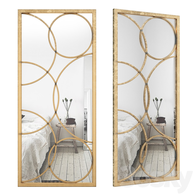 Wall Mirror BRAY3218