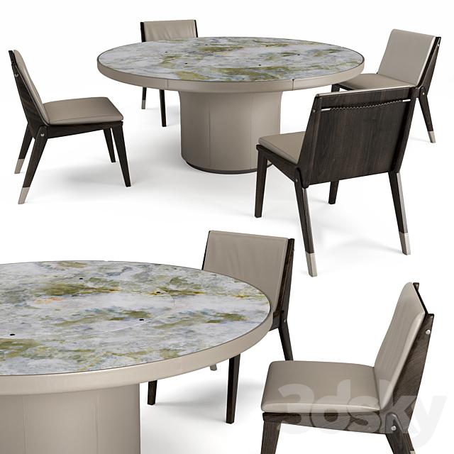 Longhi La chair RE table