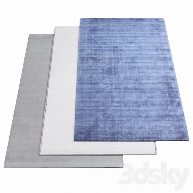 Three AMINI Carpets - 17
