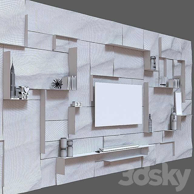 TV wall 035.