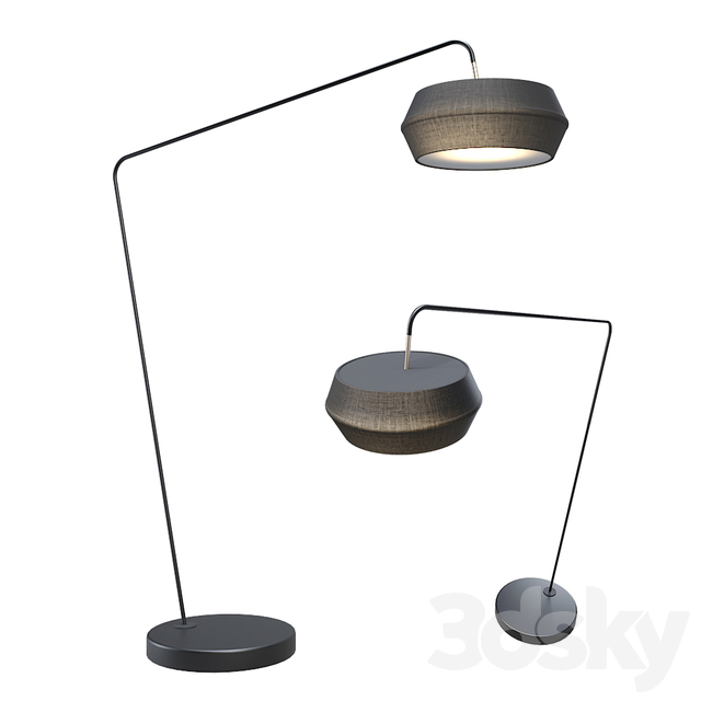 Dome Deco Floorlamp