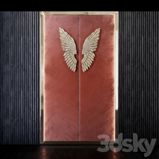 Decorative wall _ PN44