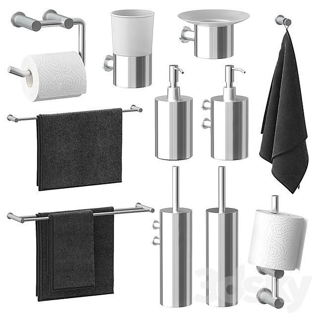 CISAL Xion bath accessories