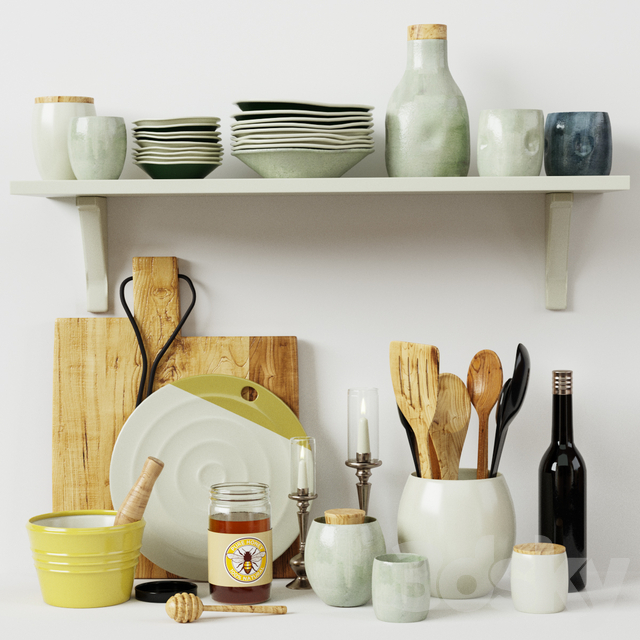 Kitchen Decorative set 040