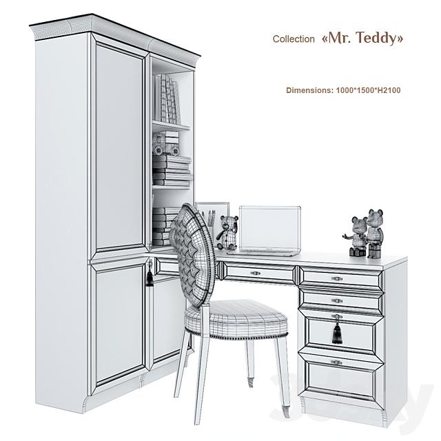 EFI Kid Concept / Mr. Teddy-Workplace_1