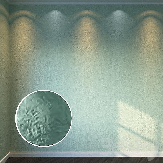 Decorative Plaster 132 - 8K Material
