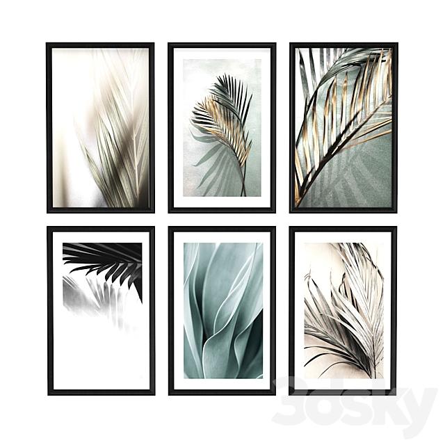 Set of paintings 001