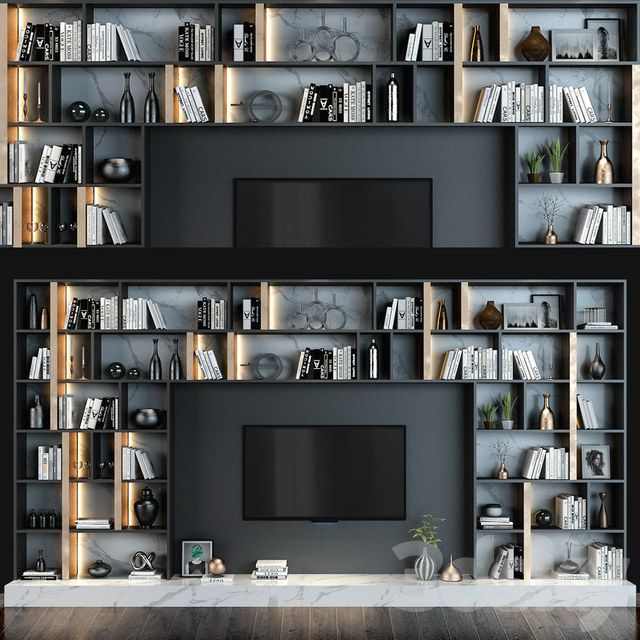 TV shelf 77