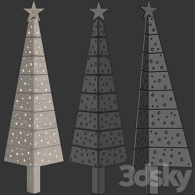 Angular DIY Christmas Tree