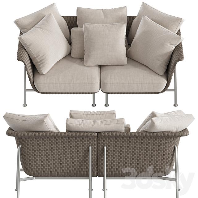 Janus et Sie Gina Collection 2-seat