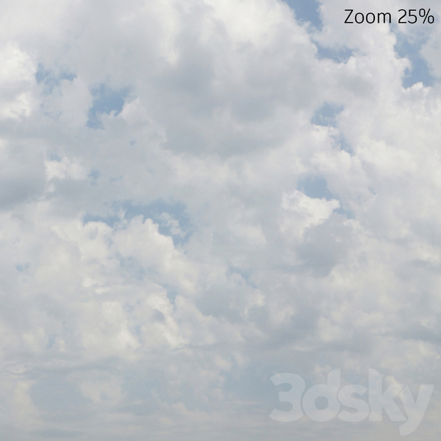 Panorama of the sky, collection No. 8