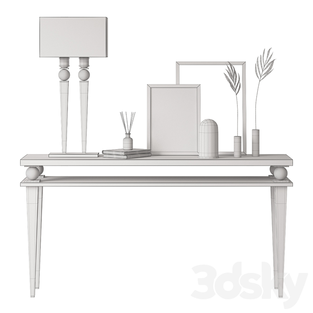Console KORP K by Capital Collections
