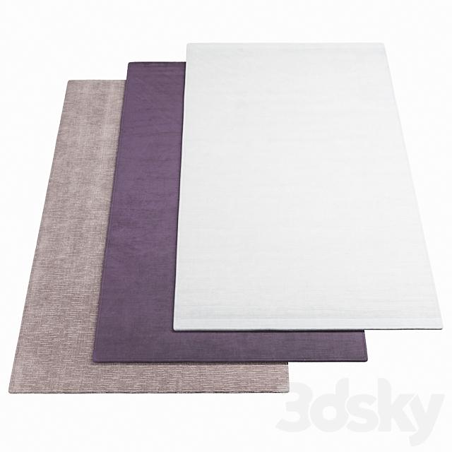Three AMINI Carpets - 40