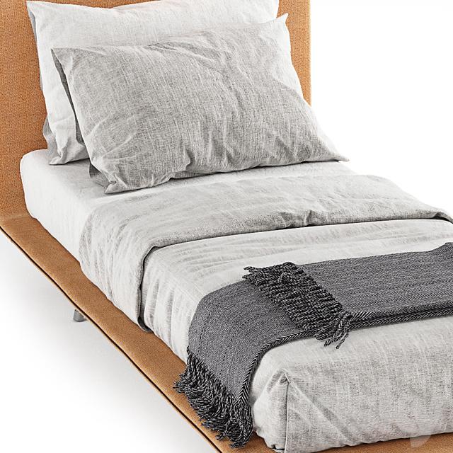 Single bed Bonaldo Thin