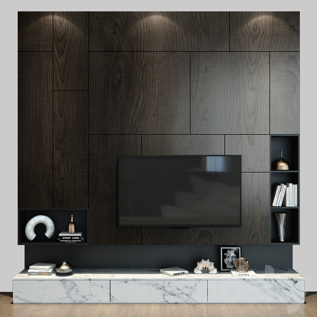 TV shelf 082