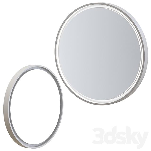 West Elm - Floating Mirror