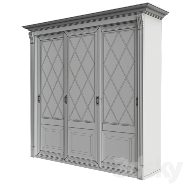 Cabinet wardrobe Alexandria