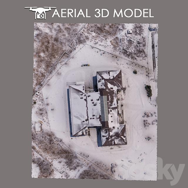 Aerial scan 32