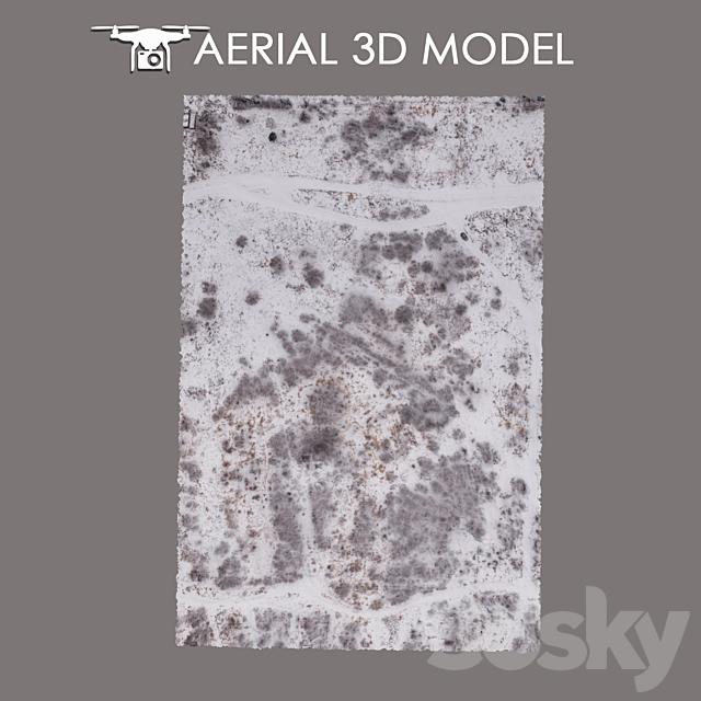 Aerial scan 33