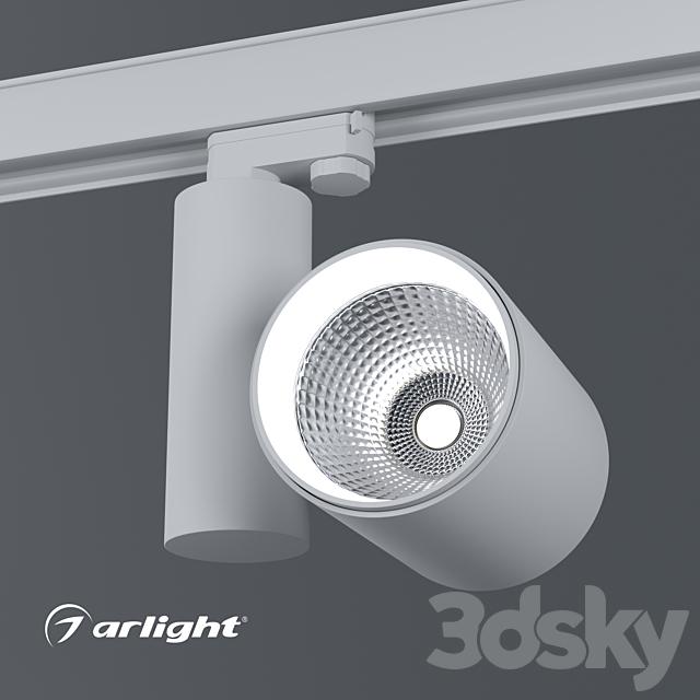 Track lamp LGD-SHOP-PREMIUM-4TR-R100-40W