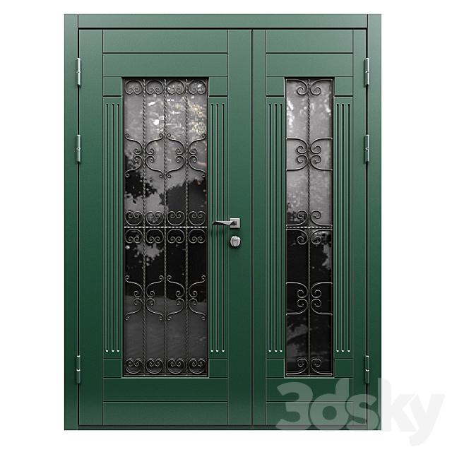 Entrance doors 6