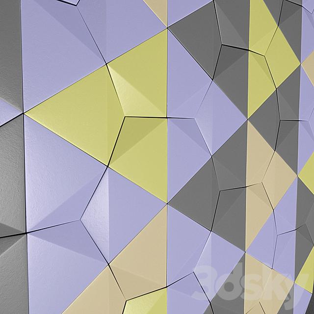 Mosaic tiles