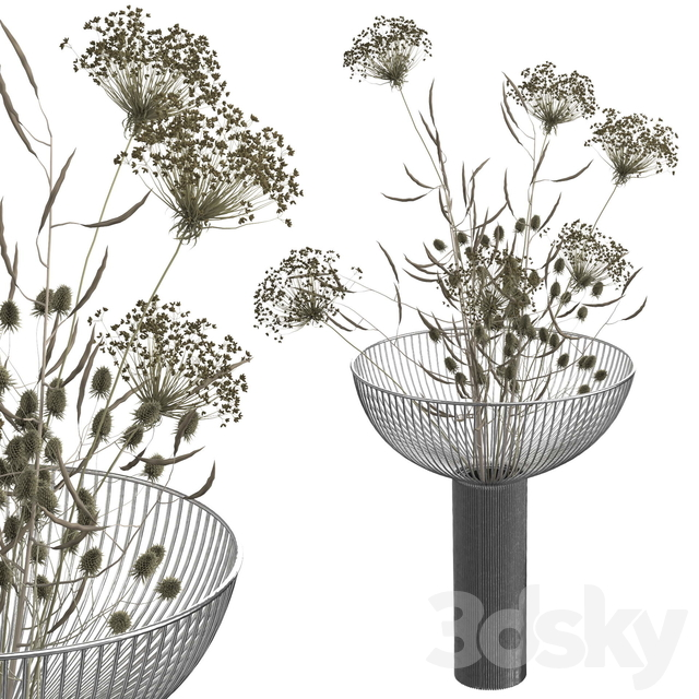 BoConcept Line Decorative Vase Set