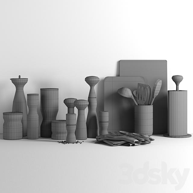 kitchen decor set 04