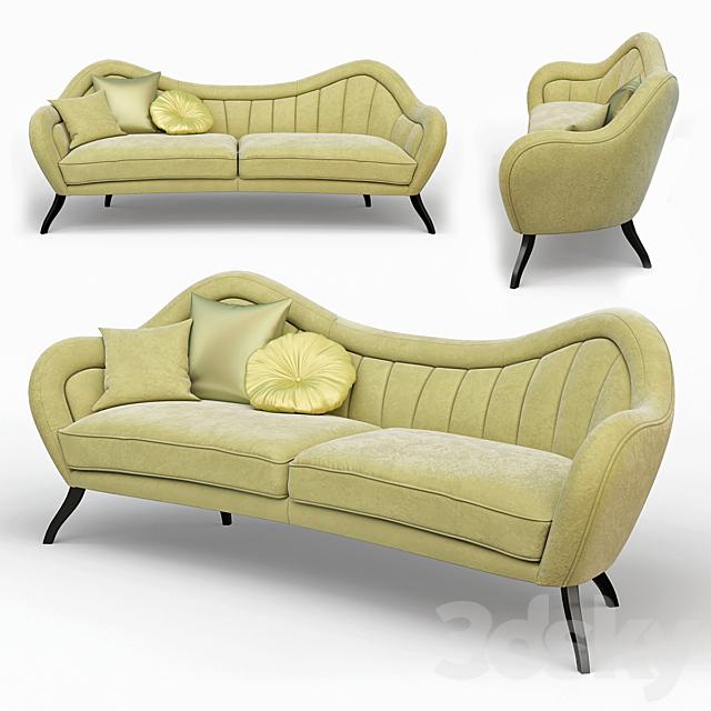 Sofa Brabbu Hermes