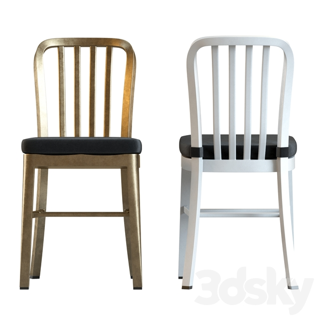 Crate & Barrel Delta Dining Chair