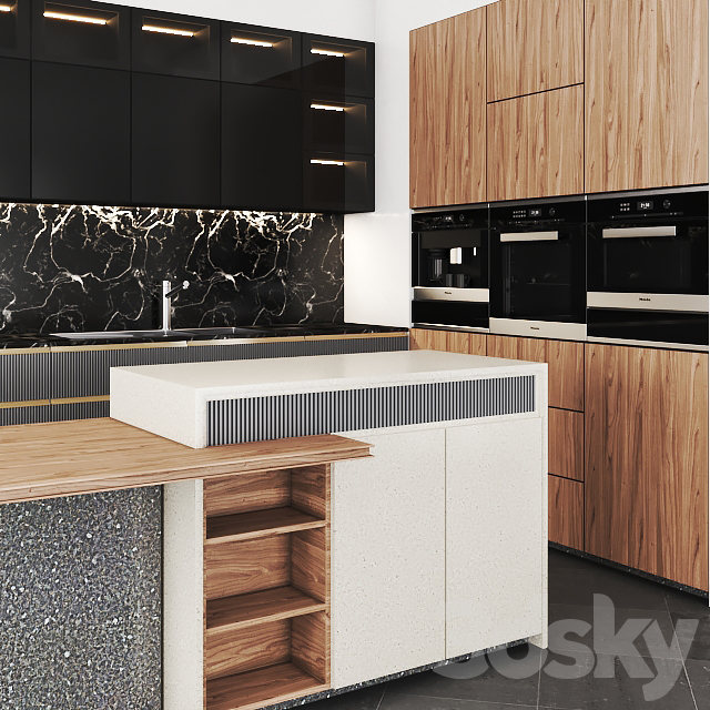 luxury kitchen 01