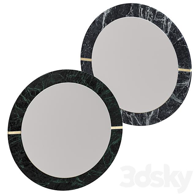 Lapicida Astoria mirror