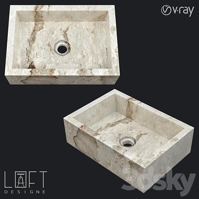 Sink LoftDesigne 3364 model