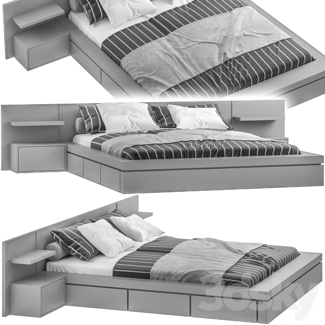Bed007