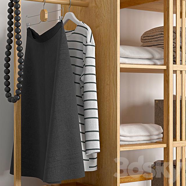 Wardrobe IKEA Nordkisa