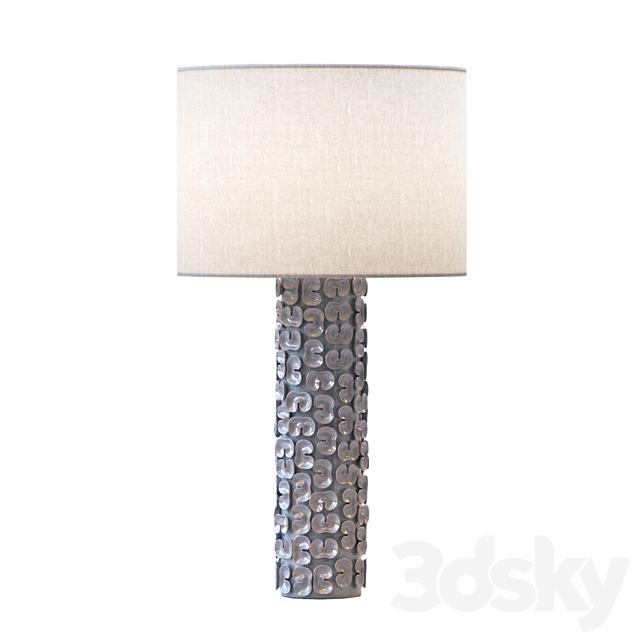 Models Table Lamp Palma Arteriors