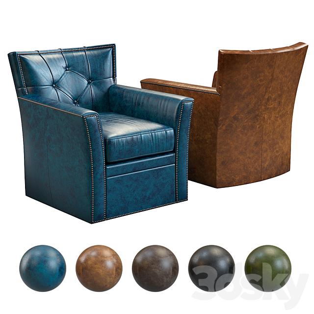 Hooker conner armchair