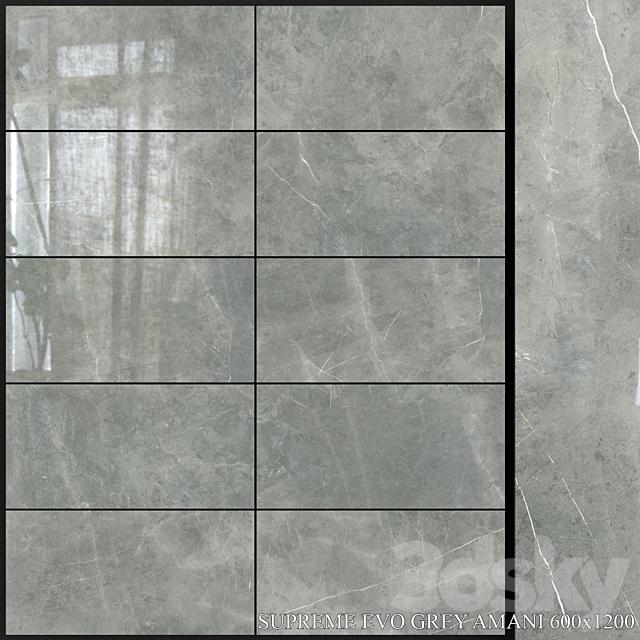 Flaviker Supreme Evo Gray Amani 600x1200