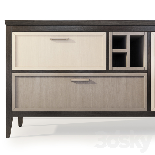 Chest / sideboard Veronica, Maggiorana. Sideboard by Le Fablier