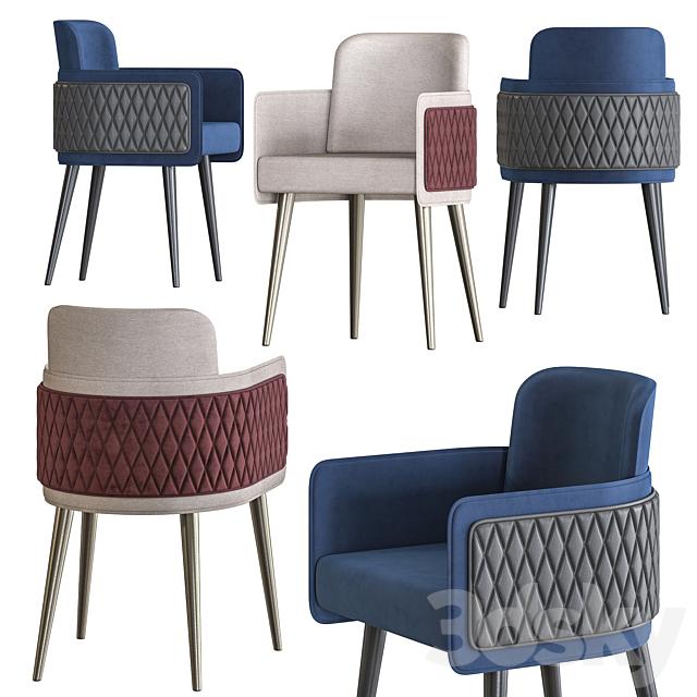 Amet armchair by reflex