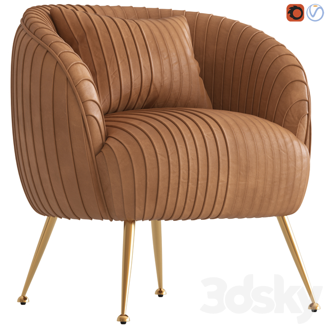 Cult Furniture Marietta Armchair