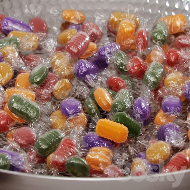 Candy decor set