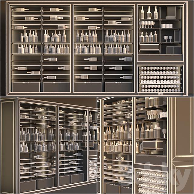 JC Wine Cabinet 5