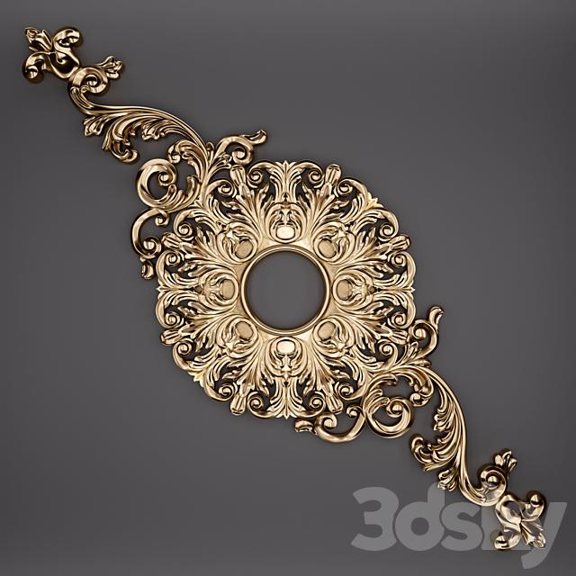 Trim Ornament 44