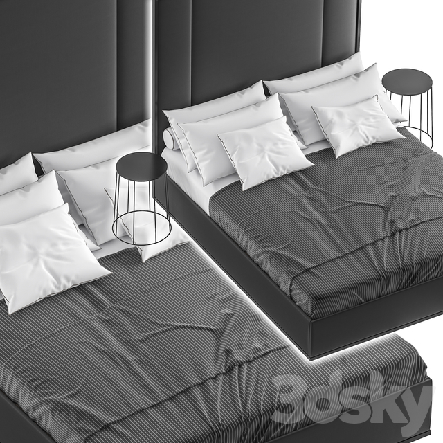Bed018