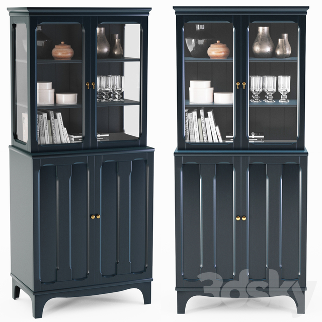 Ikea LOMMARP Cabinet with glass doors